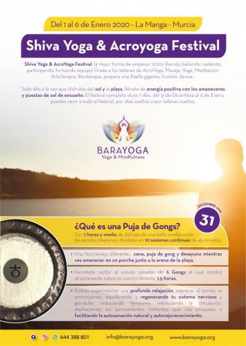 Flyer Shiva Festival